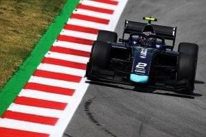 Dan Ticktum - DAMS (C) Formula Motorsport Limited