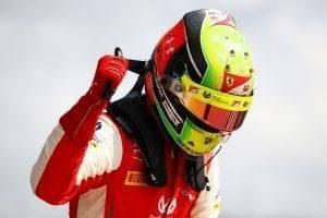 Schumacher Feature Race Sochi