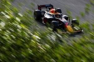 Tsunoda Practice Monza Round 8